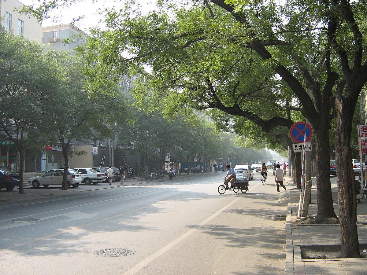 Divided Government >> Lingjing hutong - Wikipedia