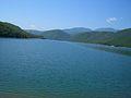 Liqeni i Fierzes,foto e bere nga fshati Kosturr,Has.jpg