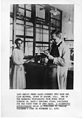 Lise Meitner (1878-1968) and Otto Hahn (1879-1968), Dahlem, Germany, 1913 (4405627945).jpg