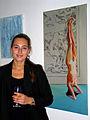 Lister Künstler Atelierrundgang 2012, Eröffnung Kollenrodtstraße 10A Hannover, Anna Eisermann, Körper Mitte 50, 2011.jpg