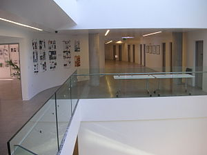 John Lennon Art and Design Building - Image: Liverpool Art & Design Academy 4