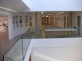 John Lennon Art and Design Building - Image: Liverpool Art & Design Academy 4
