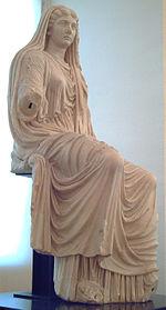 Stola Romische Tracht Wikipedia