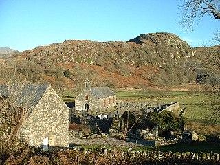 Llanfihangel-y-Pennant, Dolbenmaen Human settlement in Wales