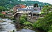 Llangollen railway station from the River Dee bridge.jpg