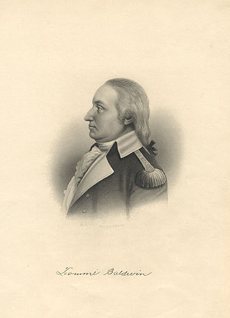 Middlesex Canal - Chief engineer Loammi Baldwin