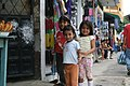 Local children of Tena, Ecuador (2009).jpg