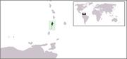 San Vicente y las Granadinas en el mundo