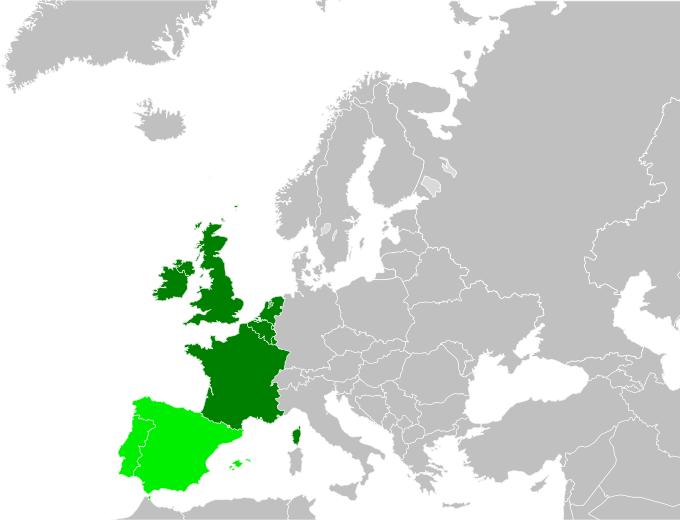 LocationWesternEurope