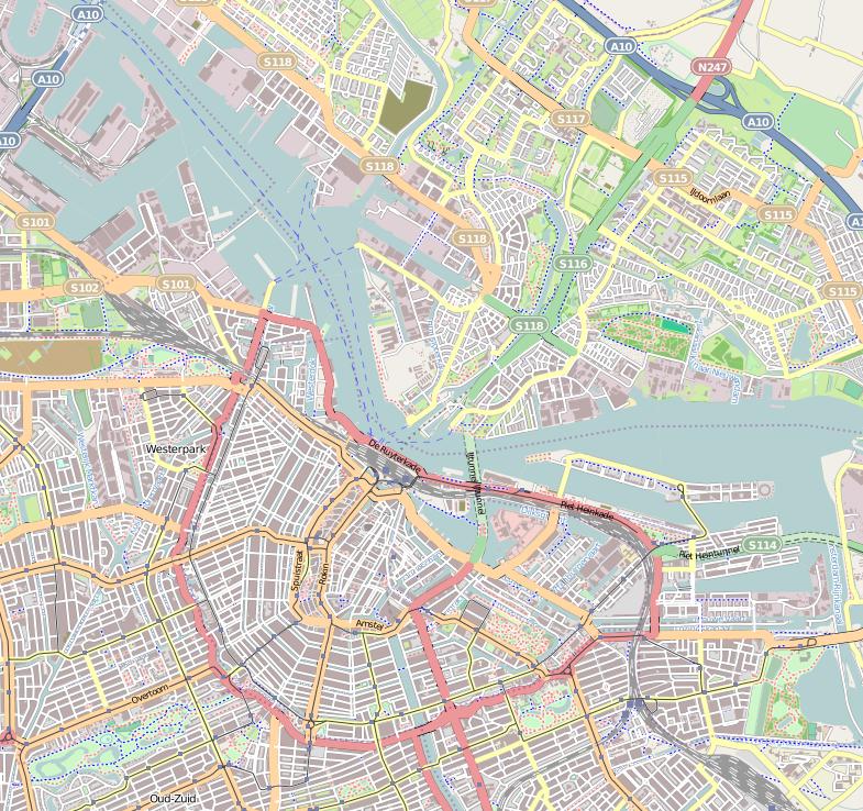 Melkweg is located in Amsterdam