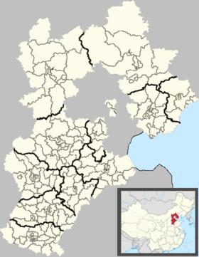 (Voir situation sur carte: Hebei)