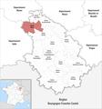 Locator map of Kanton Wassy 2019.png