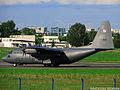 Lockheed C-130E Hercules Reg 1501 (6008099671).jpg