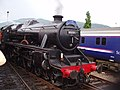Loco 45231 The Sherwood Forester - Fort William - kingsley - 02-JUL-09.JPG