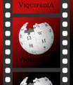 Logotip del viquiprojecte de cinema amb fons vermell degradat a negre.png
