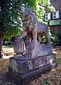 London-Woolwich, St Mary's Gardens, tomb Thomas Cribb 2.jpg