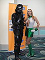 Long Beach Comic Expo 2011 - Shadow Trooper and Green Lantern girl.jpg