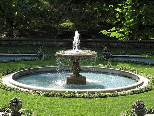 Longwood Gardens-Italian Garden