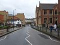 Looking down St Faith's street Maidstone (15672700964).jpg