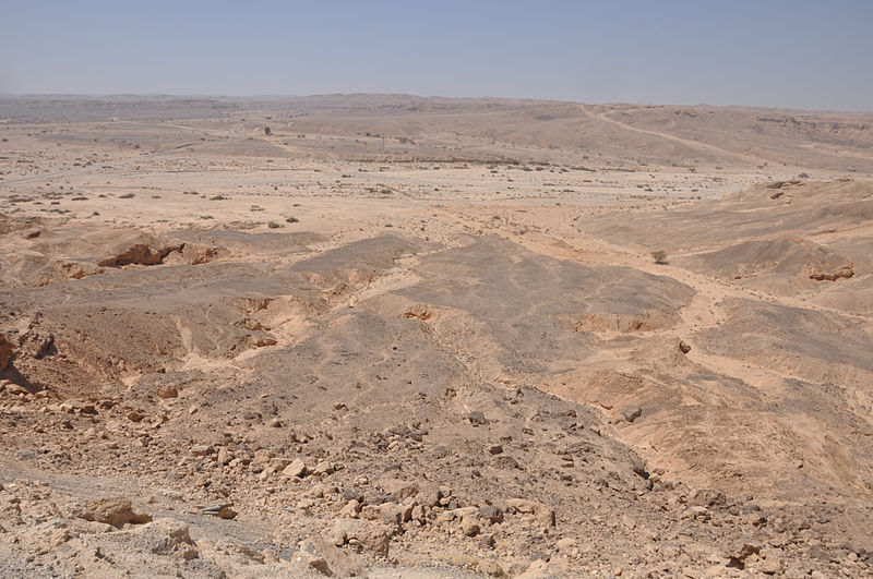 File:Looking over the Negev (7680744384).jpg