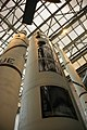 Looking up at Viking 12 - Jupiter-C - Scout-D - Smithsonian Air and Space Museum - 2012-05-15 (7276434662).jpg