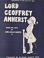 Lord Geoffrey Amherst, J. S. Hamilton, 1907, cover 02.jpg