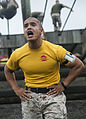 Los Angeles native a Marine Corps drill instructor on Parris Island 140925-M-LQ078-108.jpg