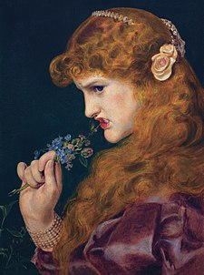 Love's Shadow - Anthony Frederick Augustus Sandys