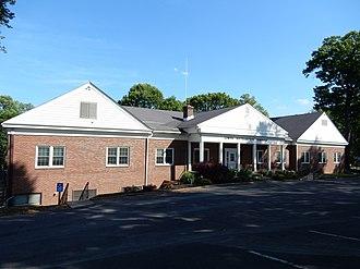 Lower Southampton Township, Bucks County, Pennsylvania - Township Hall