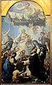 Luca giordano, madonna del rosario, o del baldacchino, 1686 ca., Q268.JPG