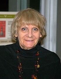 Ludmilla Petrushevskaya seven 2009 Shankbone NYC.jpg