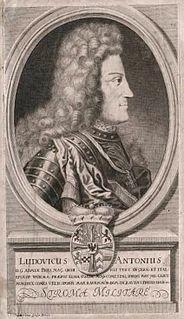 Ludwig Anton von Pfalz-Neuburg Roman Catholic bishop