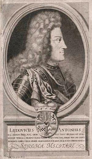 Ludwig Anton von Pfalz-Neuburg - Ludwig Anton von Pfalz-Neuburg