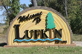 city of lufkin water