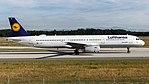Lufthansa Airbus A321-231 (D-AIST) at Frankfurt Airport.jpg