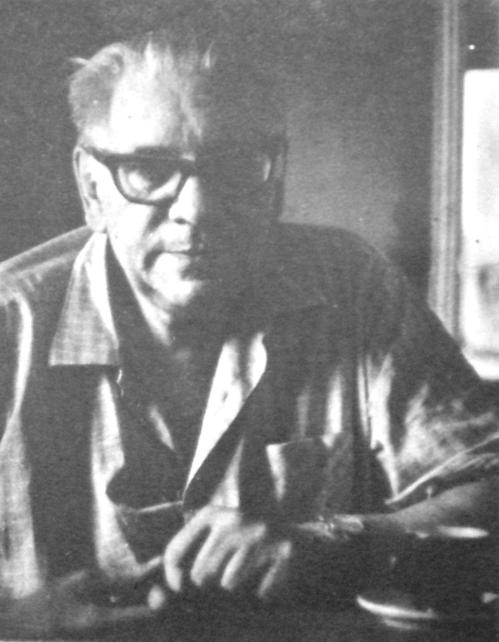 Luís Seoane, artista gráfico e poeta