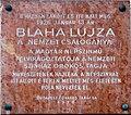 Lujza Blaha plaque Budapest07.jpg