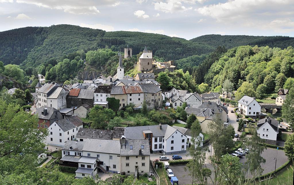 Luxembourg Esch-sur-Sure 12 June 2011