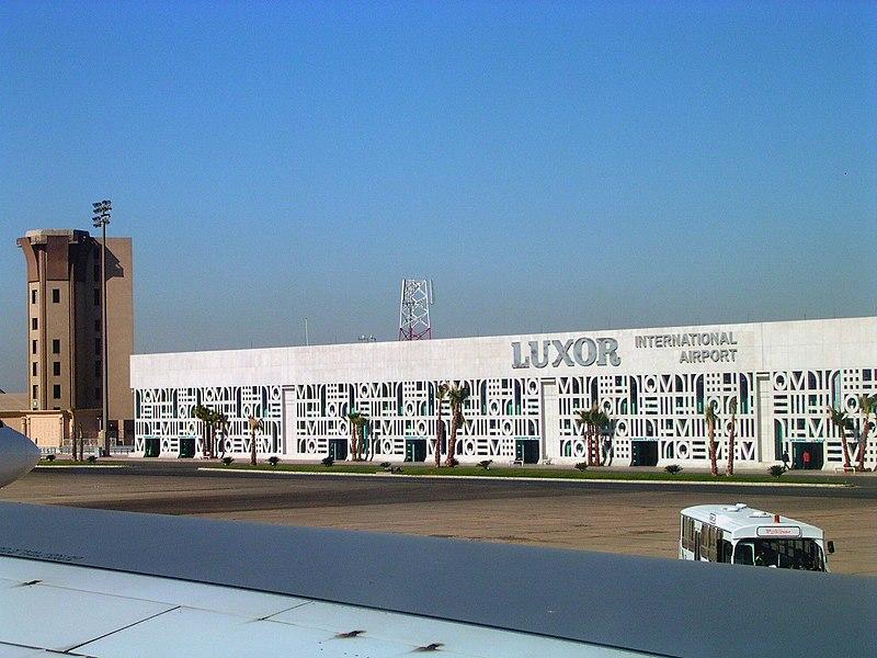 Aeropuerto internacional de Luxor