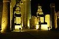 Luxor Temple, Statues, Luxor, Egypt.jpg