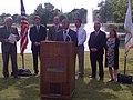 Lynn, Governor Patrick, Route 129 Broadway Groundbreaking, June 19, 2014 (14272669988).jpg