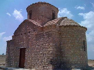Church of Saint Euphemianos, Lysi Church in Lysi, Cyprus