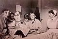 Märta Söderberg på Sankt Eriks sjukhus 1932, HjS Arkiv, TS 2-25.JPG