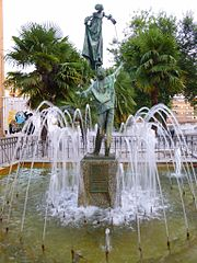 monumento al Titiritero