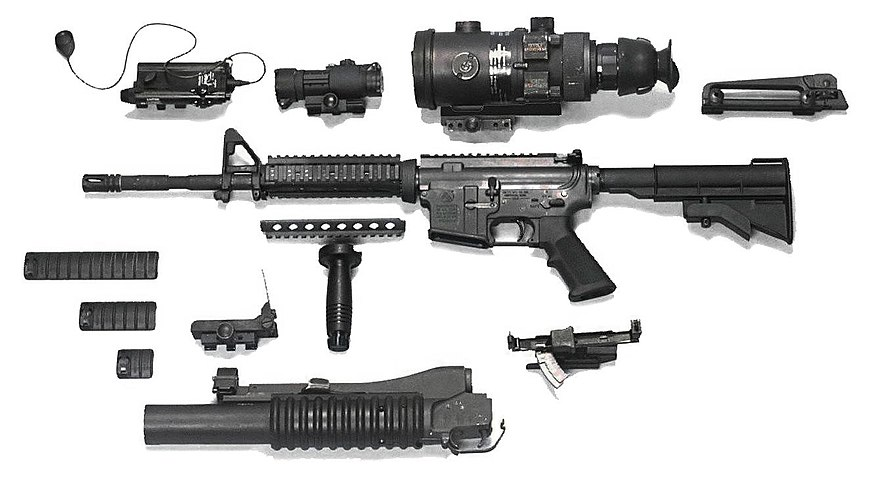 M4 carbine - The Reader Wiki, Reader View of Wikipedia