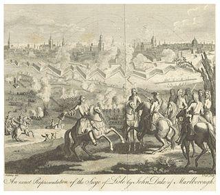 Siege of Lille (1708) siege