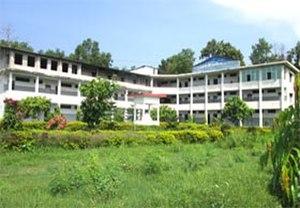 Sunwal - Frontal view of Mahakavi Devkota campus