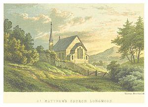 Saint Matthew, Hutt's Gate - Saint Matthew, 1875