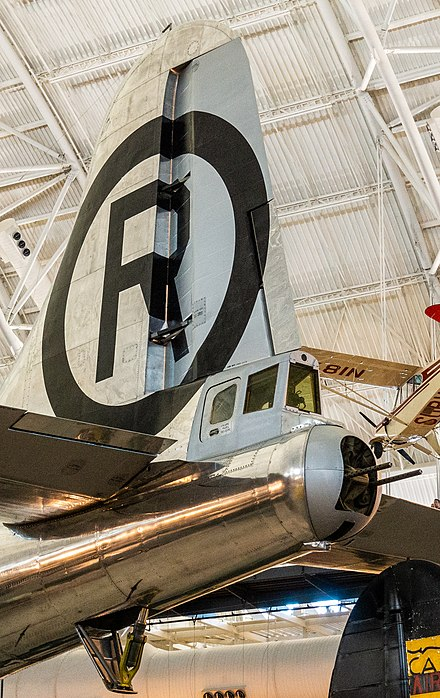 B-29 Enola Gay at the Steven F. Udvar-Hazy Center MJR 20190705 00234.jpg