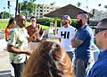 MLB players tour Joint Base Pearl Harbor-Hickam 130618-F-MY948-158.jpg